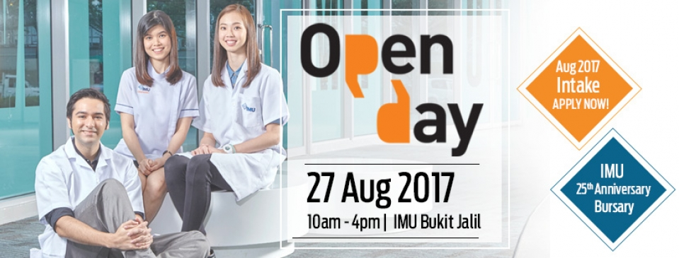 IMU Open Day Jan 2017