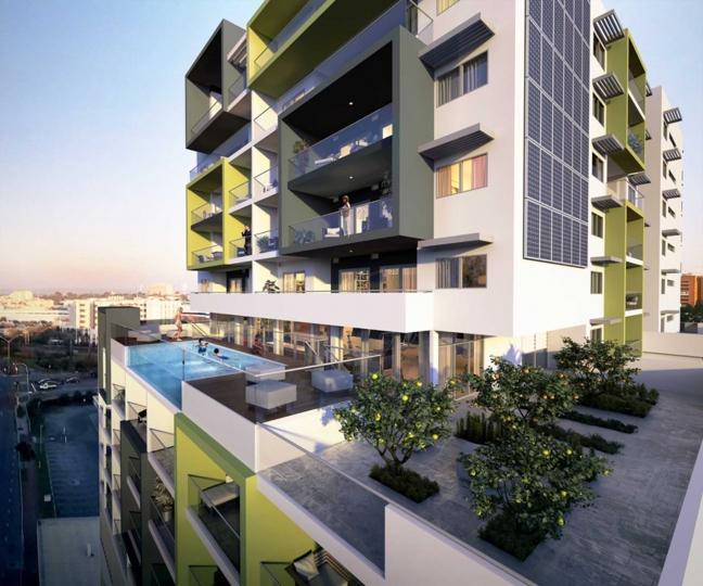 Edge Apartments