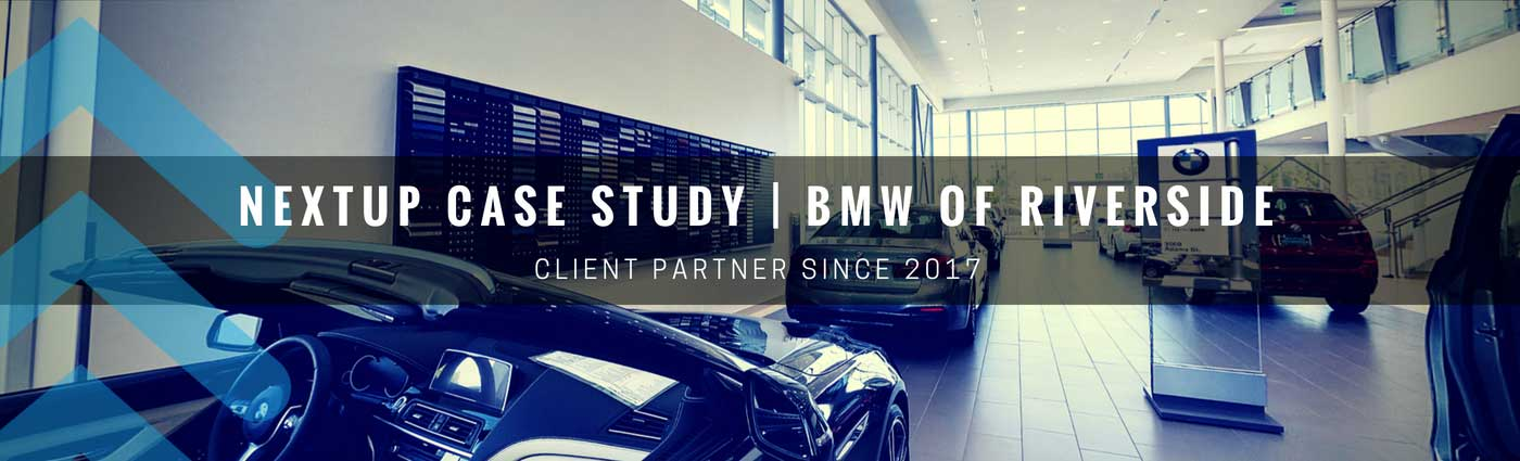 Read About BMW of Riverside's Dramatic Turnaround