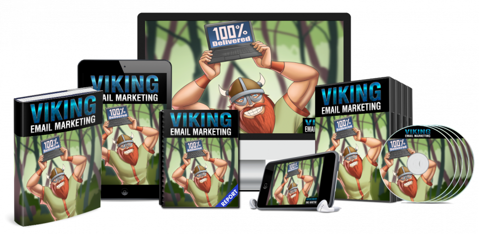 Viking E-Mail Marketing PLR