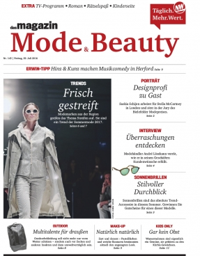 das Magazin – Mode & Beauty