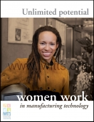 Women Work in Manufacturing Technology