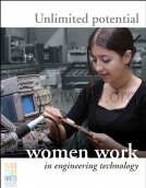 Women Work in Engineering Technology Poster