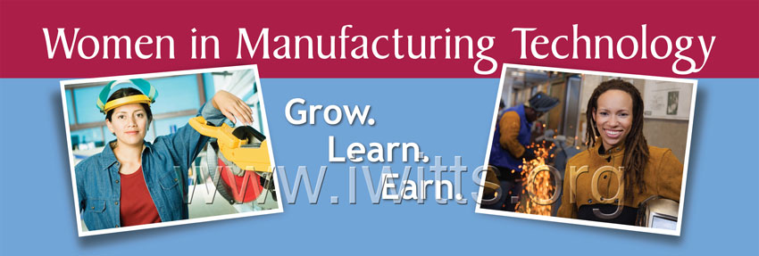 Women in Manufacturing Technology Banner