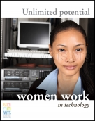 Women Work in Technology Poster