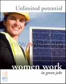 Women Work in Green Jobs