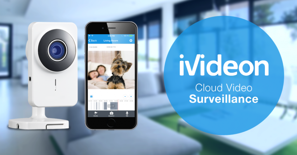 DIY iVideon Video Surveillance Cameras | Safe & Vault Store