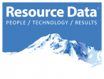 Resource Data. People. Technology. Results. above Denali Mountain
