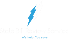 State Bill Review Service Logo