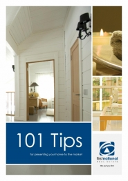 101 Tips Preparing Your Home for Sale