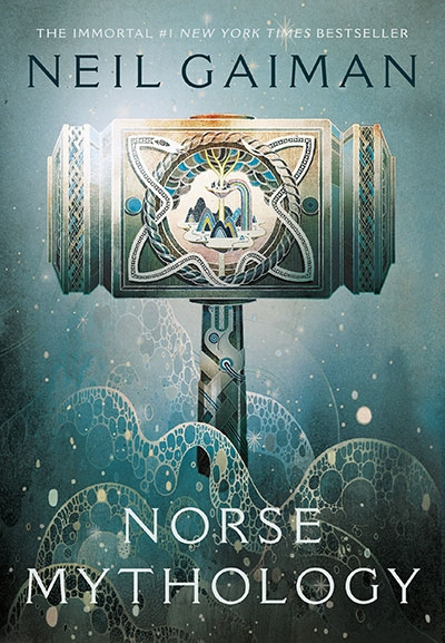 norse mythology paperback cover