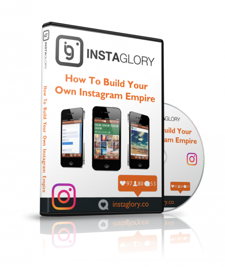 InstaGlory Cover