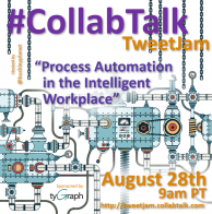 CollabTalk TweetJam August 2019