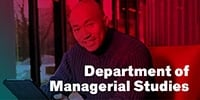 Department of Managerial Studies