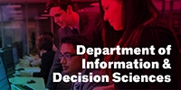 Department of Information and Decision Sciences