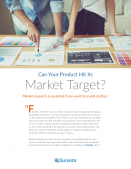 Survata_Can Your Product Hits Its Market Target