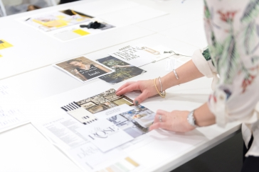 Mood Board Course with Eclectic Trends