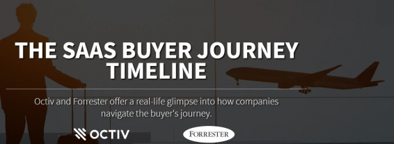 The SaaS Buyer Journey Timeline