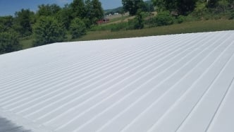 MBM Commercial Roofing Orwell OH metal roofing
