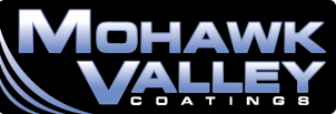 MOHAWK VALLEY COATINGS commercial roofer logo