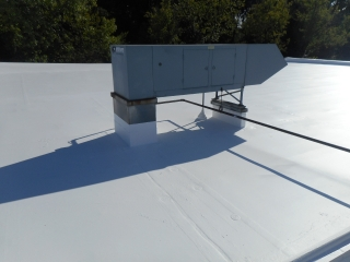MOHAWK VALLEY COATINGS commercial roofing tpo roof after