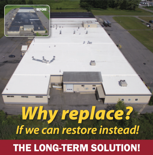 MOHAWK VALLEY COATINGS commercial roofing