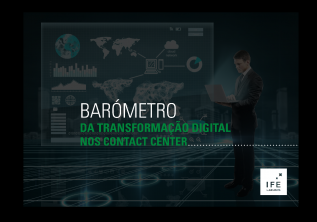 Barómetro da transformação digital nos contact centers