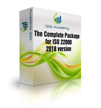 ISO 22000 2018 Complete Package [Downolad]