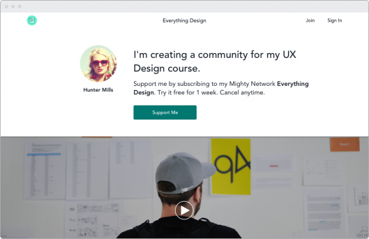 Create a Community for Your Online Course