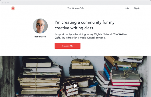 Create a Community for Your Class