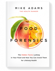 Food Forensics Book