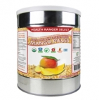 Freeze-Dried-100%-Organic-Mango-Pieces-(10.5oz,-#10-can)