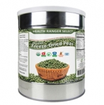 Freeze-Dried-Organic-Peas-(16oz,-#10-can)-454g