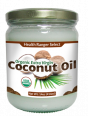 Organic Coconut oil jar