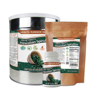 Health Ranger Select Hawaiian Spirulina