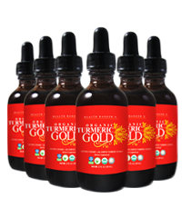 HR Turmeric Gold pack of 6