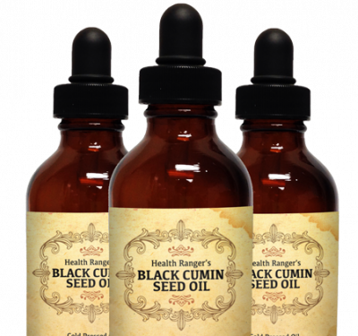 Black Cumin Seed Oil 3 pack