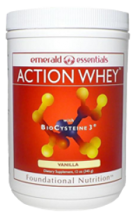 Action Whey™ with BioCysteine3