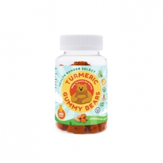 Health Ranger Select Turmeric Gummy Bear 1 pack