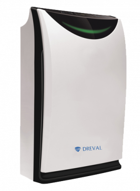 Dreval Air Purifier And Berkey Water Filtration System