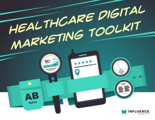 Healthcare Digital Marketing Toolkit