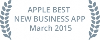 Apple Best New Business App