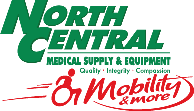 North Central Medical Supply Logo