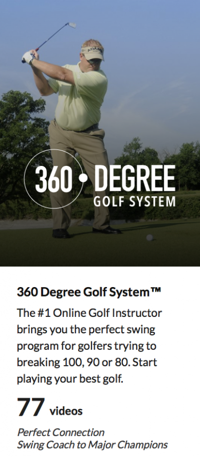 Perfect Connection Golf Swing Big Announcement