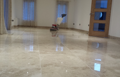 Deepest Form Of Floor Cleaning For Marble Surfaces