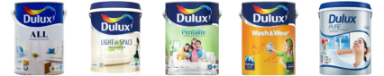 dulux house painting services