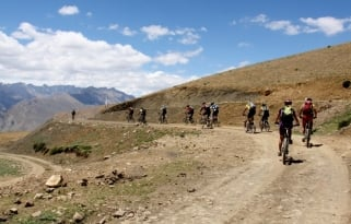 Spiti Mountain Biking