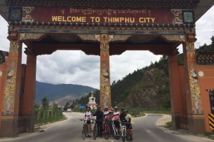Bhutan Cycling Expedition