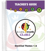 Teacher's Guide for Doctrinal Themes 1–6