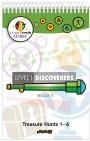 Kids4Truth Clubs Level 1 Discoverer Book 1 Treasure Hunts 1–6